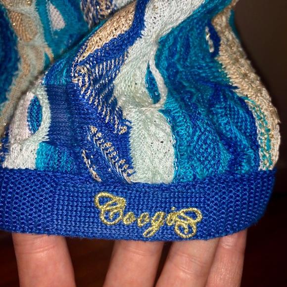 GORGEOUS COOGI Halter Dress size M Worn once